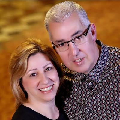 Larry and Rosana Goodwin
